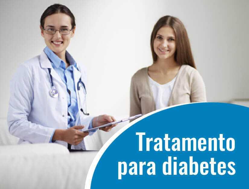 Tratamento para diabetes