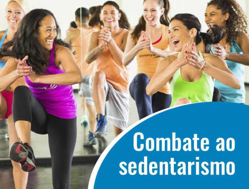 Combate ao sedentarismo