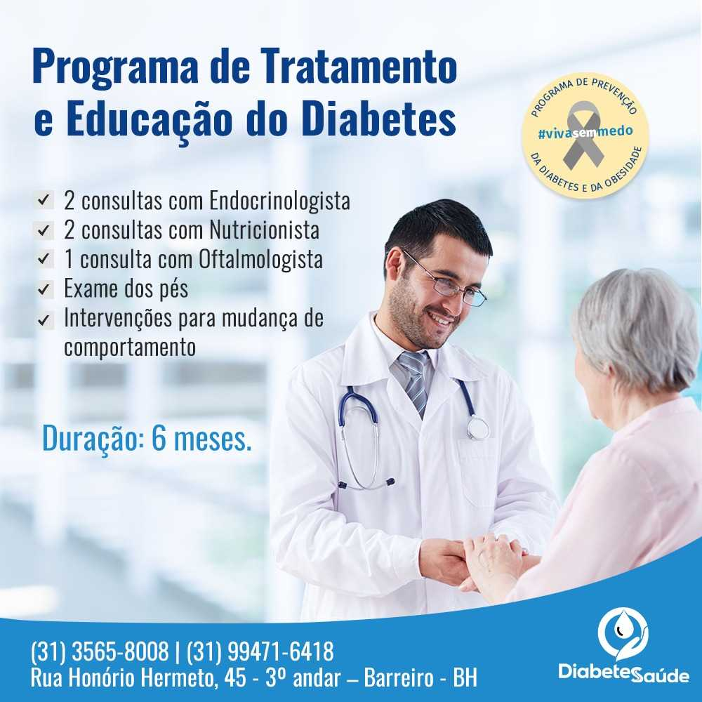 Programa de Tratamento e Educação em Diabetes